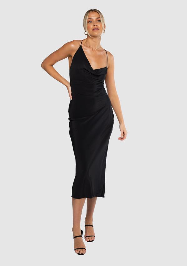 Leigh Black Gown
