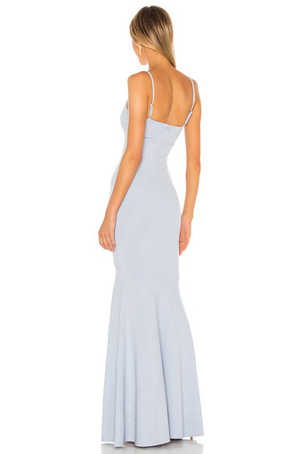 Lovers & Friends | Cleo Baby Blue Gown