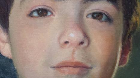 "close up, 8""x 10"""