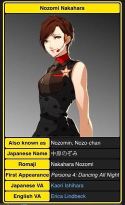 Nozomi Nakahara