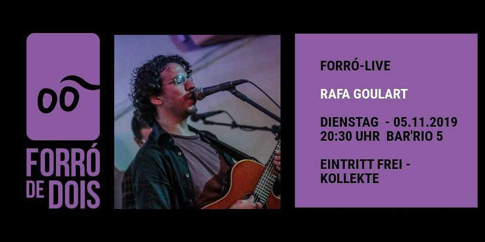 Forró-Live: Rafa Goulart & Band