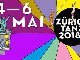 Forró de Dois - am Zürich Tanzt 2018