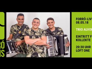 Forró-Live Trio Alvorada