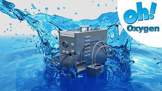 Portable Nanobubbler Hydrotherapy - Oh O