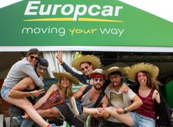 Europcar sur Solidays 2017