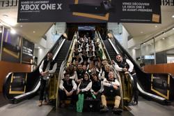 Avant-première Xbox One X