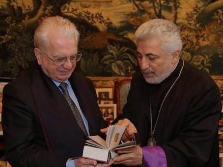 Михаил Пиотровский: Мы должны спасти памятники после войны в Карабахе