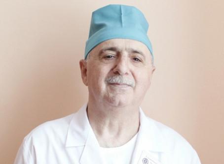 Соболезнование в связи с кончиной А.М. Акопяна