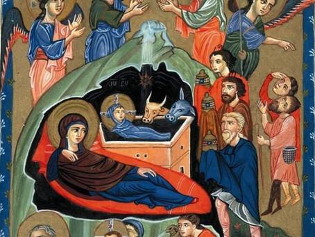 С Рождеством Христовым! Послание Католикоса Гарегина Второго