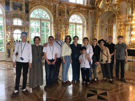 Анонс концерта 18 июня в Петербурге юных талантливых музыкантов из Армении