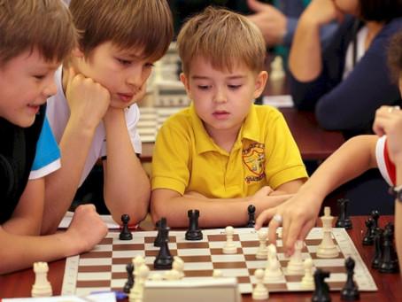 Анонс детского командного шахматного турнира 27 октября в Петербурге
