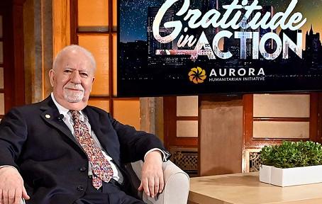 Анонс онлайн трансляции, посвященной светлой памяти Вартана Грегоряна
