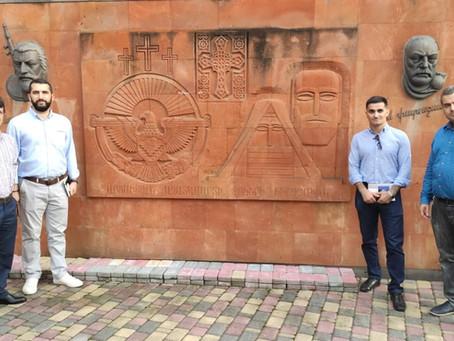 Анонс - 10 июля обсуждение в Петербурге перспектив развития Армении и диаспоры