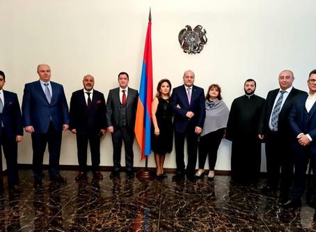 День независимости Республики Армения в Санкт-Петербурге