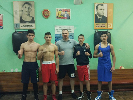 Анонс турнира по боксу с участием юных боксёров из Арарата