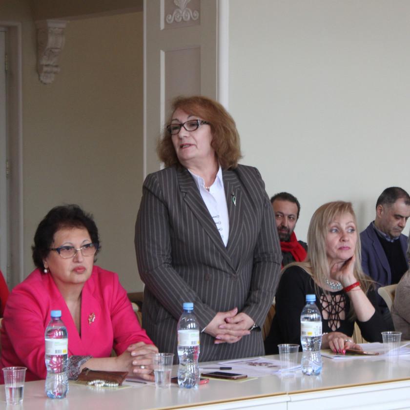 Кочарян Астхик Телемаковна, директор школы №259