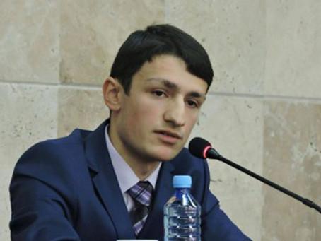 Встреча с Э. Элбакяном в армянской общине Петербурга