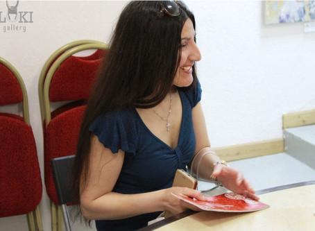 Новый успех композитора Софии Микаелян (Петербург)