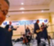 Mark Valentine, Jay EuDaly, Kevin Johnson, Phil Brenner & James Albright @ KCI Airport Hilton - September 9, 2017