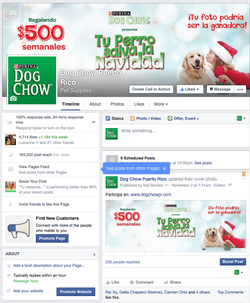 Dog Chow Fan Page