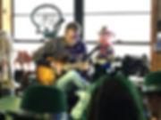 Playing Bob Alan's Gibson 335 - sweet axe! BBs - March14, 2020