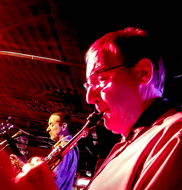 Jay EuDaly & Phil Brenner @ Jazz Legends - April 27, 2018