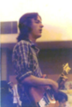 Jay EuDaly May 1974