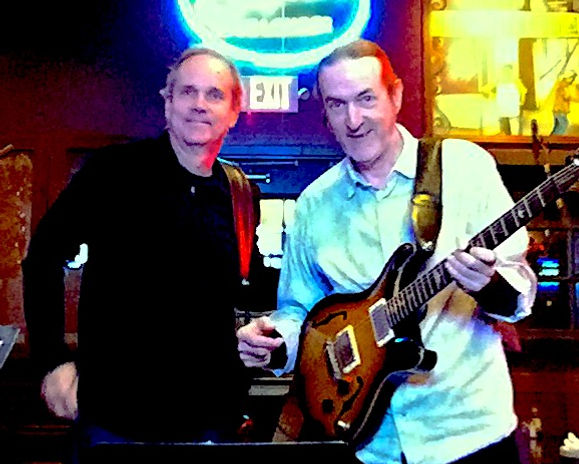 Forretsr Stuart & Jay EuDaly @ the Jazz Kitchen, Independence, MO - March 31, 2018