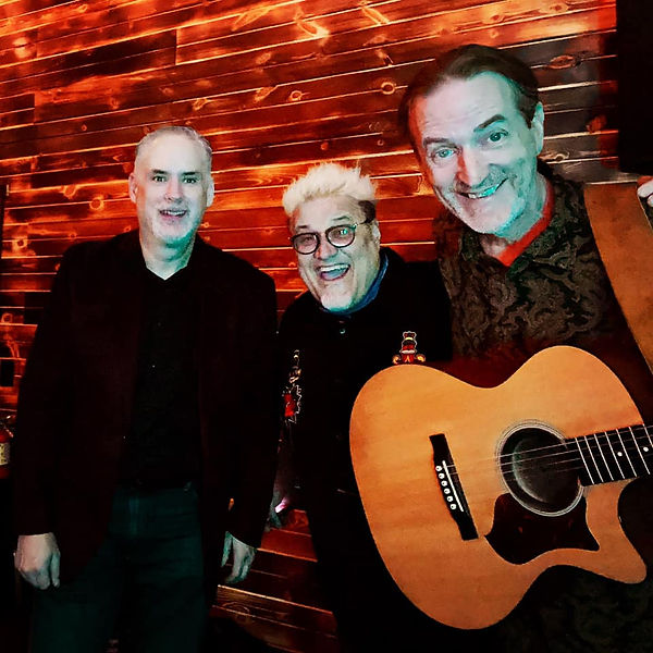 Dave Freeland, Mark Valentine & Jay EuDaly @ Apex Aleworks Brewery & Taproom - Oct 17,2020