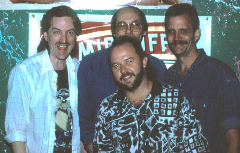Jay EuDaly, Walt Chambers, Terry Hancock, Blake Hughes