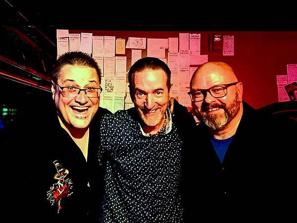 Mark Valentine, Jay EuDaly & Rob Arnold @ Jazz Legends - Dec 13, 2019
