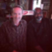 Jay EuDaly & drummer Steve Barrett @ BBs - October 21, 2017