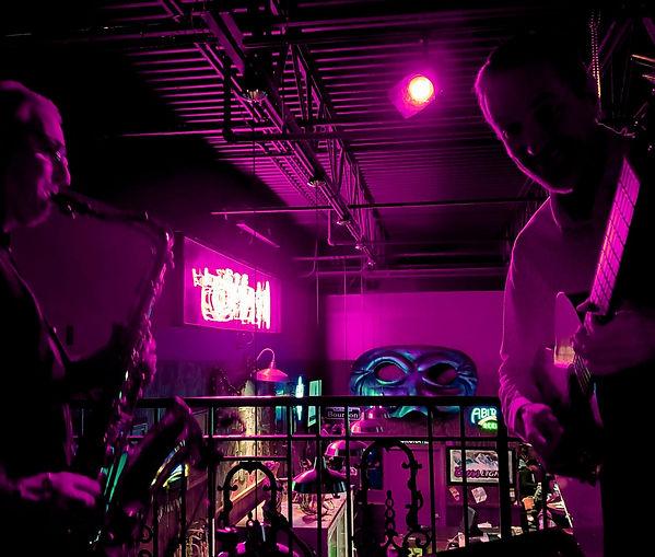 Phil Brenner & Jay EuDaly at Jazz Legends - October 11, 2019