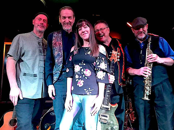 Andy DeWitt, Jay EuDaly, Candice Hill, Mark Valentine & Steve Smith @ the Roxy - December 29th 2019