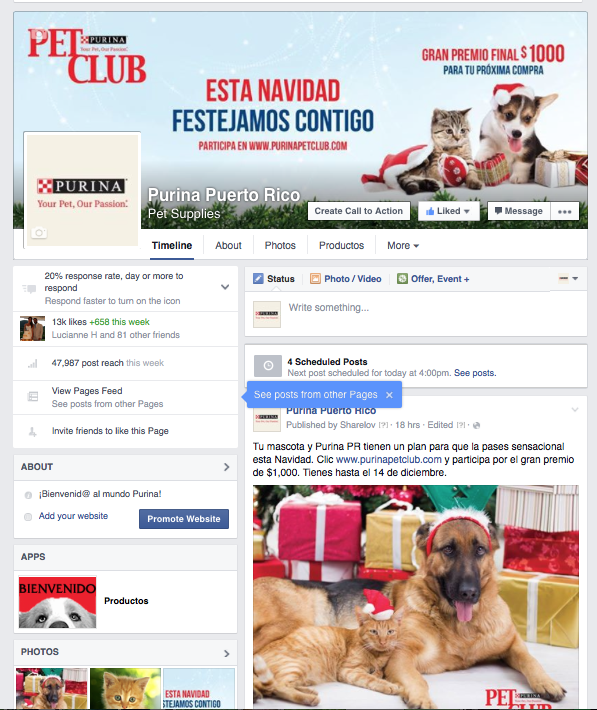 Purina Official Fanpage