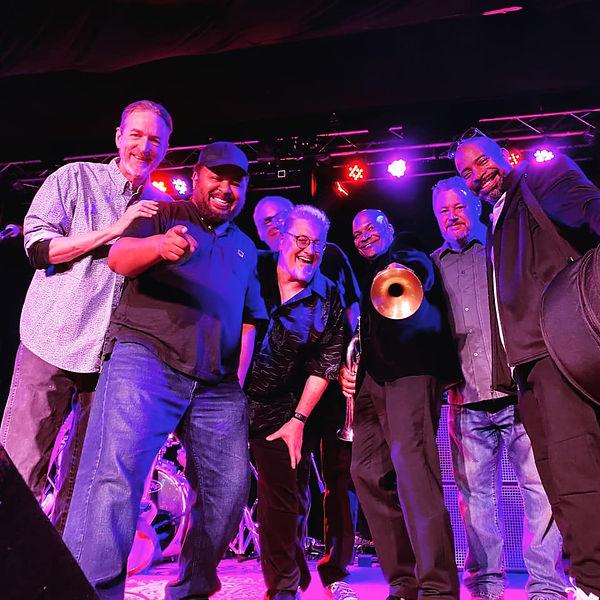 Jay EuDaly, Mark Gilmore, Phil Brenner, Mark Valentine, Lonnie McFadden, James Albright & Kevin Johnson @ Knuckleheads Garage - 5/31/21