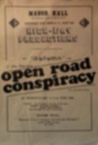 Open Road Conspiracy