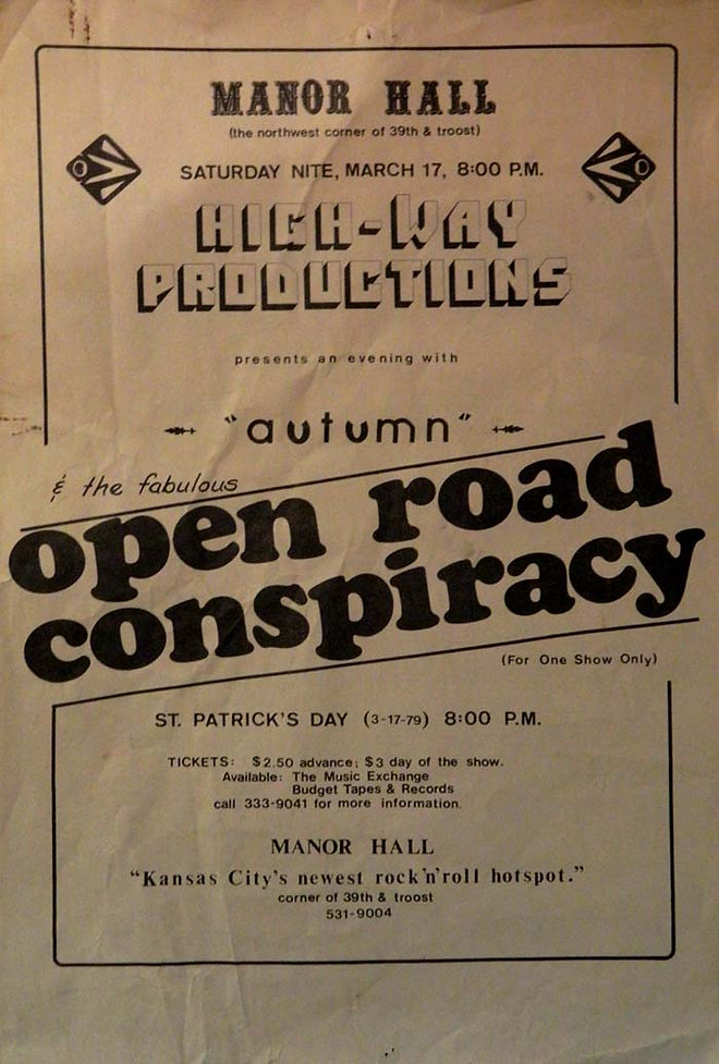 Open Road Conspiracy