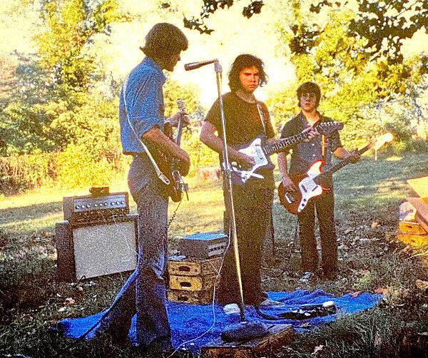 Jay EuDaly, Jack Dougherty & Bill King - Fall, 1971