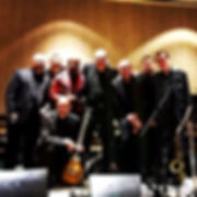 Rob Arnold, Mark Vlentine, Jay EuDaly, Kevin Johnson, Phil Brenner, Curtis Mulvemon, Brian Oehlert & Greg Finch @ Capitol Plaza Hotel, Topeka, KS - December 28, 2019