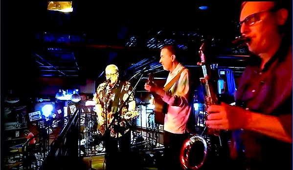 Mark Valentine, Jay EuDaly & Phil Brenner @ Jazz Legends - 4/23/21