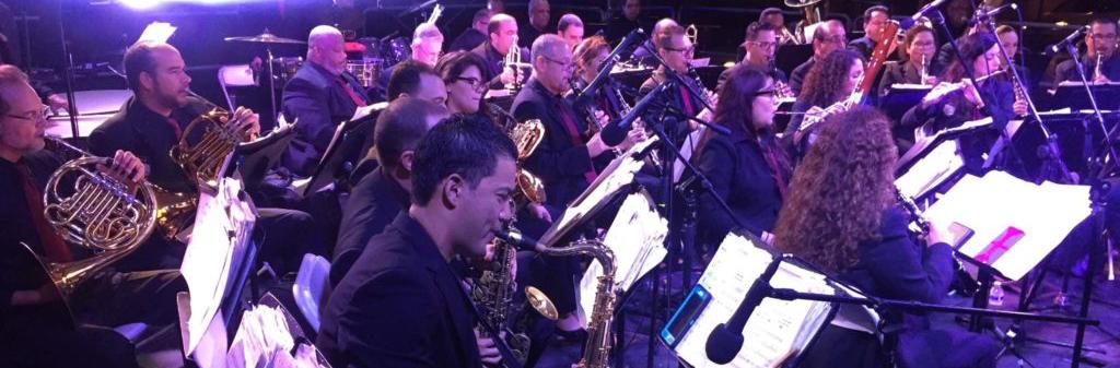 Jazz Band Orchestra e Invitados