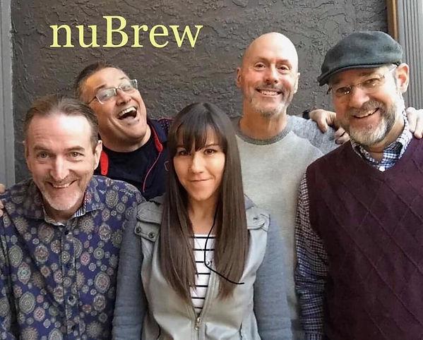Jay EuDaly, Mark Valentine, Candice Hill, Andy DeWitt & Steve Smith - Dec 6, 2019 Rehearsal