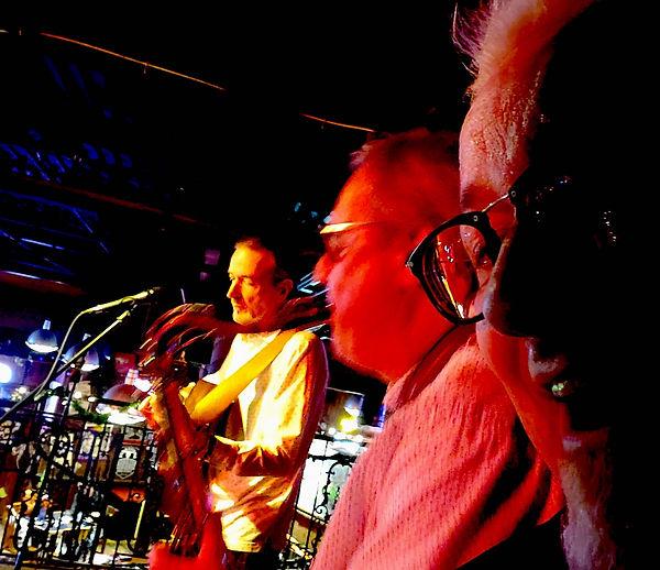 Jay EuDaly, Phil Brenner & Mark Valentine @ Jazz Legends - December 11, 2020
