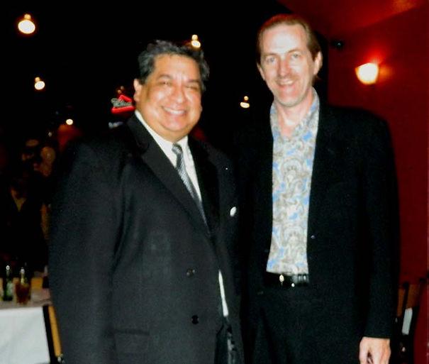 Jay andRon Gutierrez@the KC Juke House- September 29th, 2013