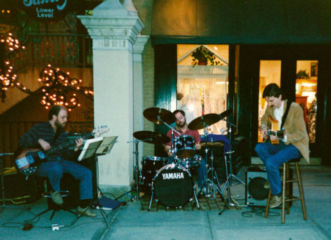 Date unknown - late '80's - early '90's Bob Blount, John Armato & Jay EuDaly - date unknown, probably late 80s/early 90s