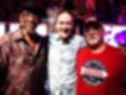 Duck Warner, Jay EuDaly & Rick Yord @ BBs - Sept. 21, 2019