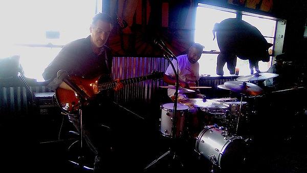 Jay EuDaly and Kevin Johnson at BBs - 7/24/21