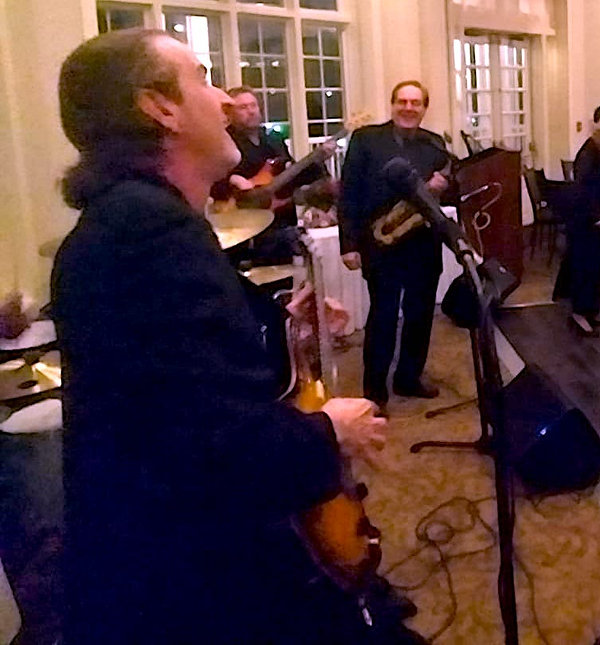 Jay EuDaly, James Albright & Phil Brenner @ Hallbrook Country Club - March 24, 2018