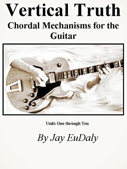 guitar method, guitar lessons, Jay EuDaly, guitar method book, online lessons,guitar books for sale,